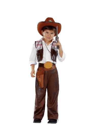 Cesar – O032 – 002 – Buffalo Box – Koe Boy Kostuum – 5 – 7 jaar