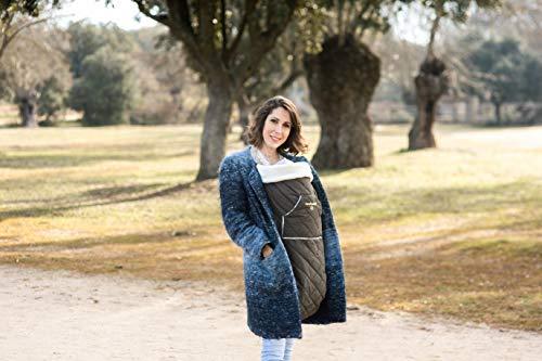 Cobertor portabebés Amarsupiel, universal, ajustable, premium, 3 en 1