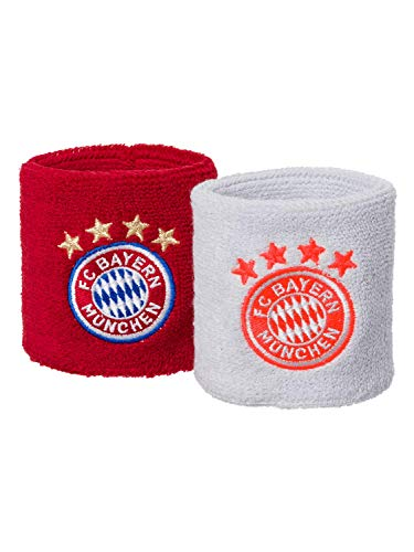 FC Bayern München Schweißband 2er Set