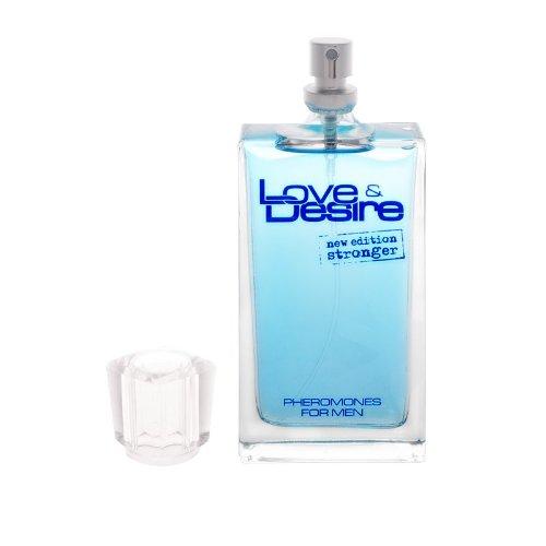 SHS Love&Desire perfumes con feromonas para Hombres 50ml