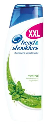 Head & shoulders – 81199393 – Champú ( – Mentol – 500 ml