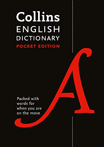 English Dictionary Pocket: The perfect portable dictionary (Collins Pocket)