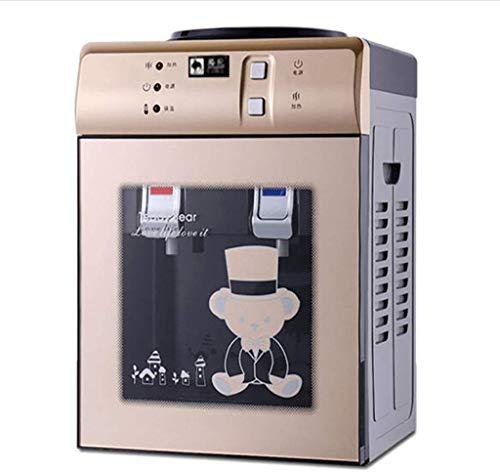 2021 Nuevo dispensador de agua fría y caliente, enfriador de agua embotellada fría.Máquina de agua de sobremesa instantánea eléctrica de alta capacidad, oficinas y salas Dispensadores de agua calie