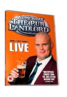 Al Murray: The Pub Landlord - Giving It Both Barrels Live