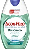 Licor del Polo - Pasta de dientes 2 en 1 Balsámico - 1ud de 75ml