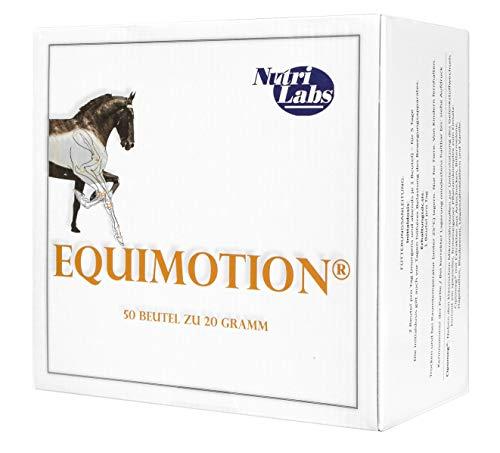 NutriLabs Equimotion Ergänzungsfuttermittel Beutel für Pferde, 1er Pack (1 x 1 kg)