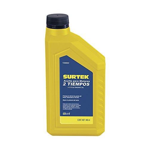 Surtek 134002 Aceite 2 Tiempos, 946 ml