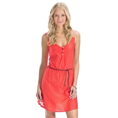 GAASTRA - Robe Gaastra rouge à pois White Island pour femme - Rouge, S