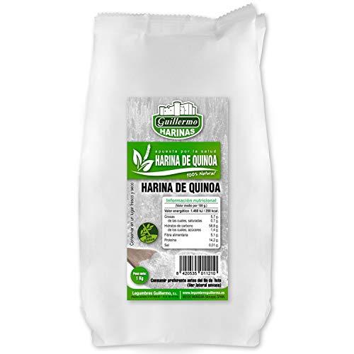 Guillermo - Farina di quinoa 100% naturale 1Kg