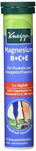 Kneipp magnesium met vitamine B, C, E