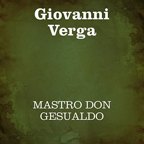 Mastro Don Gesualdo copertina