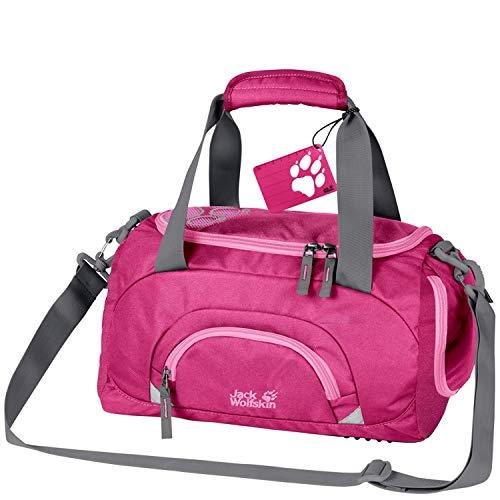 Jack Wolfskin Kinder Looks Cool Sporttasche, pink Peony, ONE Size