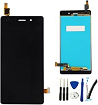 5.0'' LCD + TP Replacement For Huawei P8 Lite ALE-L04 L21 TL00 L23 CL00 L02 UL00 Display Touch Screen digitizer glass Assembly (black)