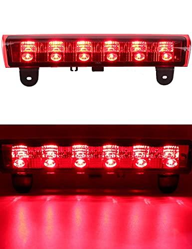 Third 3rd Brake Light High Mount Brake Light Compatible with 2000-2006 Chevy Suburban Tahoe GMC...
