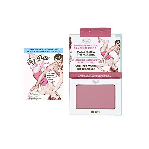 theBalm Cosmetics Big Date® Rouge und Lidschatten in einem