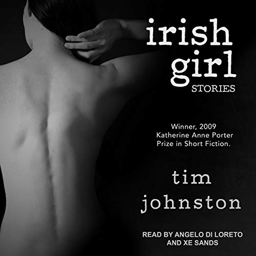 Irish Girl audiobook cover art