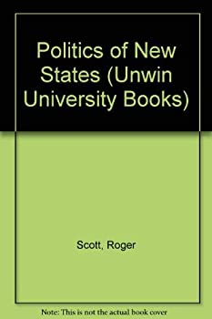 Paperback Politics of New States Book