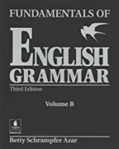Fundamentals of English Grammar (Black), Student Book B (Without Answer Key), Third Edition