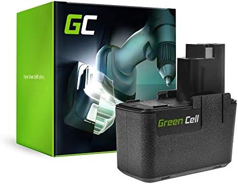 GC 2Ah 96V NiMH cellen Batterij Vervangend batterijpakket voor Flex BS 596B Elektrisch gereedschap