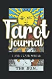 Tarot Journal 3 And 5 Card Spread For Self Care: For Witchcraft, Esoterica, Reading, Rider Waite, Oracle Cards Guidebook