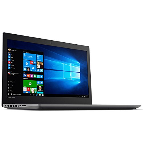 Lenovo Ideapad 320-15ISK - Portátil de 15.6' Full HD (Intel Core i3-6006U, RAM de 4 GB, HDD de 500 GB, Intel HD Graphics 520, Windows 10 Home 64 bit), negro - Teclado QWERTY Español [España]