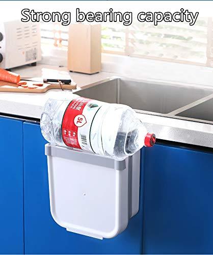 23GUANYI Cubos de basura para la cocina