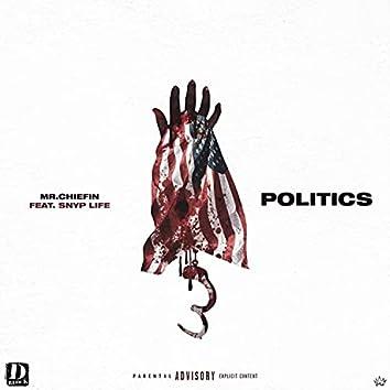 Politics (feat. Snyp Life)