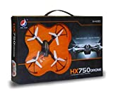 VJM HX 750 Drone Quadcopter Without Camera for Kids (White)