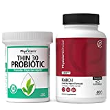 Probiotics for Women - Detox Cleanse & Weight Loss Support + Antarctic Krill Oil - 1000 mg (Double Strength)
