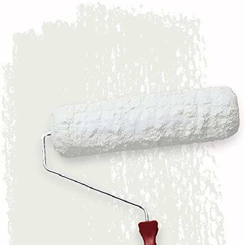 WALLCOVER Colors - Pintura para interiores (1 L), color blanco mate, para...