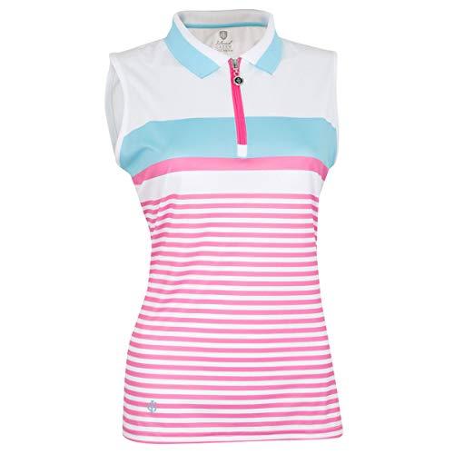 Island Green Iglts1925 Golf Poloshirt voor dames