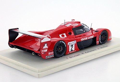 Spark–S2383–Fahrzeug Miniatur–Modell Maßstab–Toyota gt-one TS020–Le Mans 1999–Maßstab 1/43