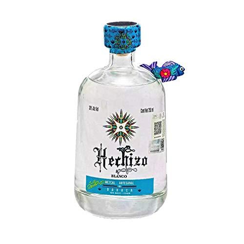 Pack de 4 Mezcal Hechizo Blanco Espadin 750 ml
