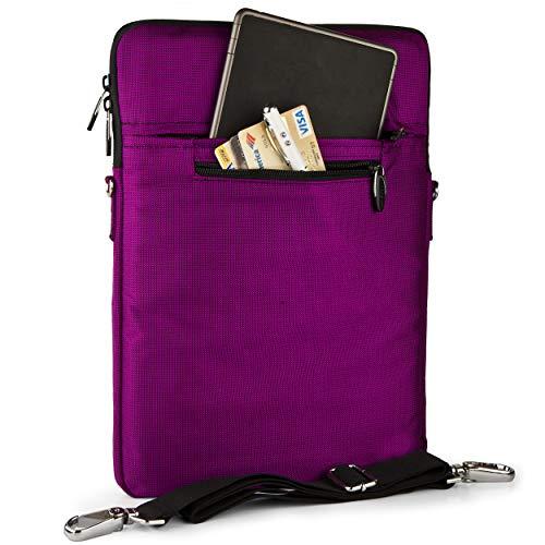 13.3 14 Inch Laptop Sling Shoulder Bag for Dell Latitude 3310 3410 5300 5310 5400 5410 5411 E5470 7200 7210 7220 7310 7410 9410, Vostro 5301 5391 3400 3490 5401 5402 5490