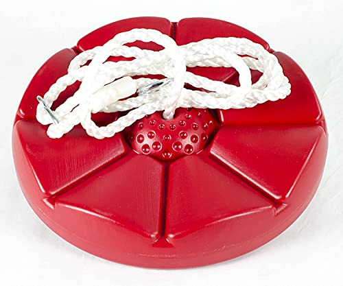 Squirrel Products Red Tree Swing Disc