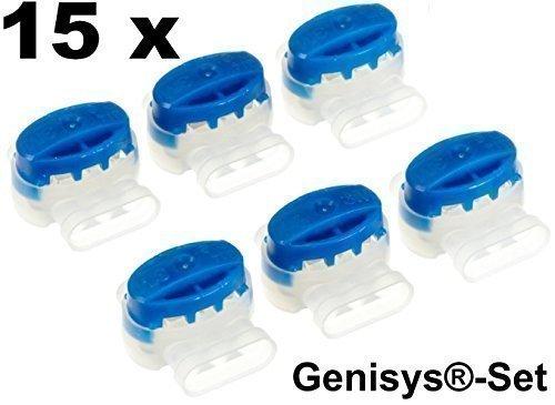 GENISYS 15 Kabelverbinder für Gardena Mähroboter R40Li R45Li R70Li