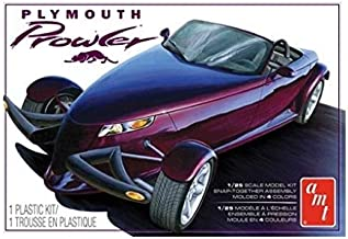 AMT Plymouth Prowler Snap Together Model Kit