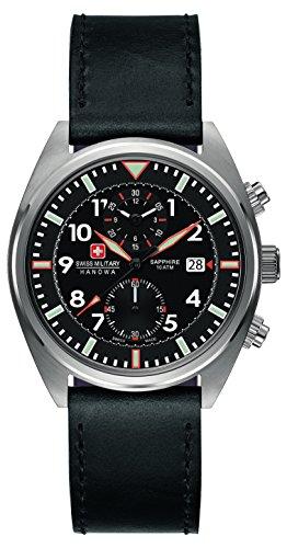 Swiss Military Hanowa Herren-Armbanduhr Analog Quarz 06-4227.04.007