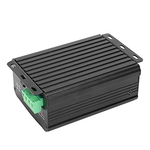 Batería del grupo electrógeno diésel, cargador automático de batería de aleación de aluminio segura, ligero, fácil de instalar para grupos electrógenos automáticos(DC12V6A, Transl)