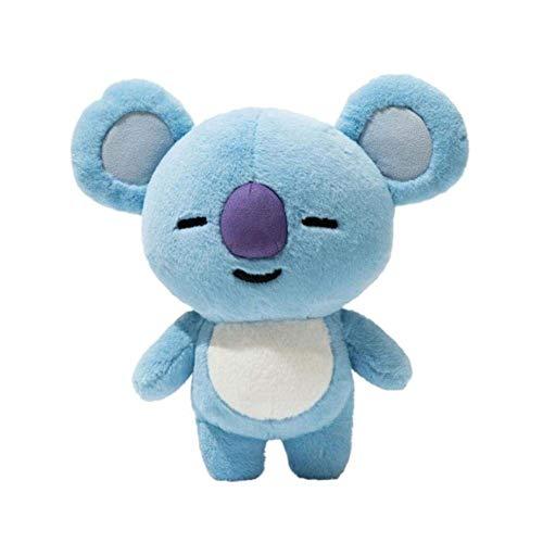 TO_GOO Bulletproof Youth League Puppe Plüsch Spielzeug Kissen Bt21 Puppe Jin Taiheng Koala 25 cm