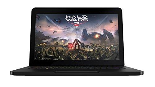 Razer Blade (14 Zoll 4K Touchscreen) Gaming Laptop (Intel i7-7700HQ, 16GB RAM, 512GB SSD, NVIDIA GeForce GTX 1060, Windows 10)
