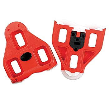 Look Delta System Red Cleats 9 Degree Float
