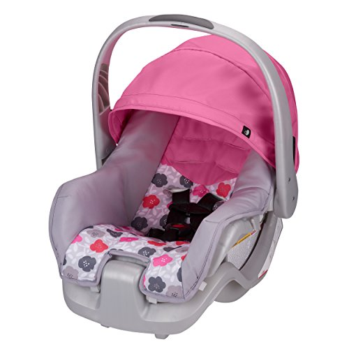 Evenflo Nurture Infant Car Seat, Pink Bloom