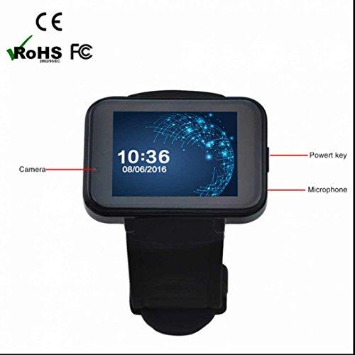 Handy Uhr smartwatch SmartUhren aktivitätstracker Armband Sleeping Monitor Schrittzähler herzfrequenz Sportelektronik Uhr Mit Kamera SIM WiFi VPN Intelligente Uhr