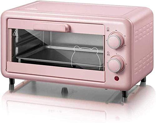 Home Cooking Mini Four 11L électrique en acier inoxydable Four Four à pizza gâteau Grille-pain Ustensiles de cuisine