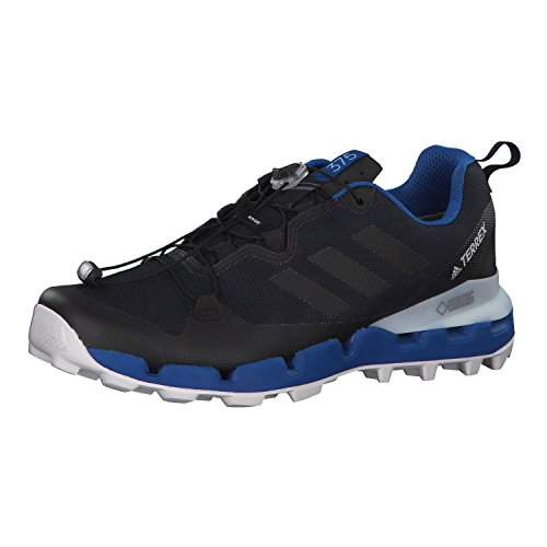 adidas Terrex Fast GTX-Surround, Scarpe da Trail Running Uomo, Blu (Legink/Cblack/Blubea Legink/Cblack/Blubea), 45 1/3 EU
