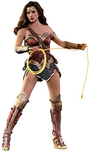 Hot Toys HT903249 1:6 Liga de la Justicia Wonder Woman, Multi , color/modelo surtido