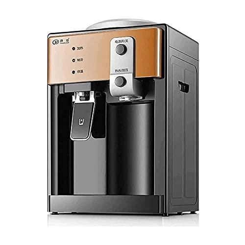 ELXSZJ XTZJ Dispensador de refrigerador de Agua, refrigerador de Agua táctil eléctrico, encimera de Escritorio de Carga Superior Caliente, frío y Sala de Agua Dispensador de Agua para Oficina en casa