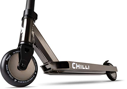Chilli Pro Scooter 360 Limited DJ Edition Black neochrome diskwheels