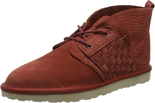 Teva Damen Coromar Desert Boots, Rot (BrickBrick), 42 EU